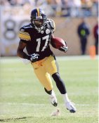Mike Wallace Pittsburgh Steelers 8x10 Photo