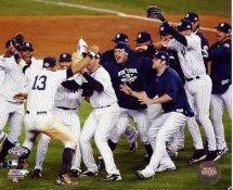 Yankees 2009 New York World Series Celebration Game Six 8X10 Photo