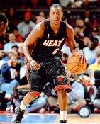 Mario Chalmers Miami Heat 8X10 Photo LIMITED STOCK