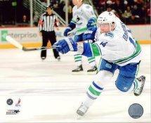 Alexandre Burrows Vancouver Canucks 8x10 Photo