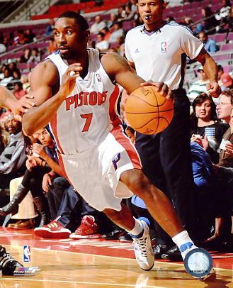 Ben Gordon LIMITED STOCK Detroit Pistons 8X10 Photo