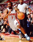Ben Gordon LIMITED STOCK Detroit Pistons 8X10 Photo