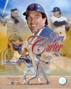 Gary Carter Legends New York Mets 8X10