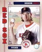 Bronson Arroyo G1 Limited Stock Rare Red Sox 8X10 Photo