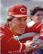Pete Rose G1 Limited Stock Rare Reds 8X10 Photo
