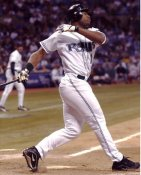 Carl Crawford G1 Limited Stock Rare TB Rays 8X10 Photo