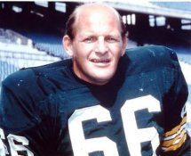 Ray Nitschke G1 Limited Stock Rare Packers 8X10 Photo