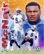 Steve McNair G1 Limited Stock Rare Titans 8X10 Photo