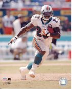 Ronnie Brown G1 Limited Stock Rare Dolphins 8X10 Photo