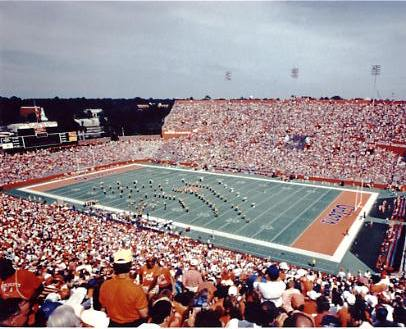 Florida Gators Stadium 8X10 Photo