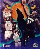 Kevin Garnett G2 Limited Stock Rare Timberwolves 8X10 Photo