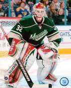 Niklas Backstrom LIMITED STOCK Minnesota Wild 8x10 Photo