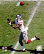 Mario Manningham New York Giants 8X10 Photo