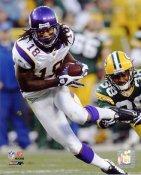 Sidney Rice LIMITED STOCK Minnesota Vikings 8X10 Photo