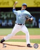 Zack Greinke LIMITED STOCK Kansas City Royals 8X10 Photo