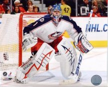 Steve Mason LIMITED STOCK Columbus Blue Jackets 8x10 Photo