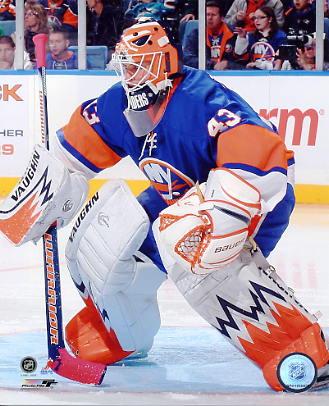 Martin Biron New York Islanders 8x10 photo