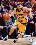 Luke Ridnour Seattle Sonics 8X10 Photo LIMITED STOCK