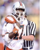 Michael Irvin Miami Hurricanes 8X10 Photo