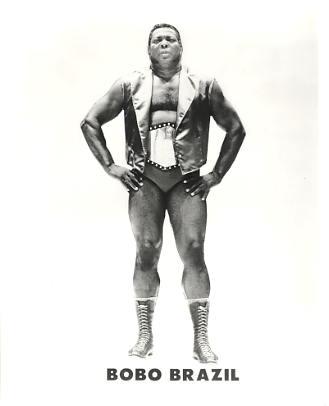 BoBo Brazil Wrestling Original Photos Limited Stock Rare 8X10 Photo