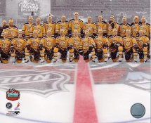 Bruins 2010 Winter Classic Boston 8x10 Photo