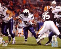 LaDainian Tomlinson LIMITED STOCK 150th Career Touch Down San Diego Chargers 8X10 Photo