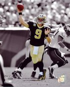 "Drew Brees ""Spotlight Photo""  NO Saints 8X10 Photo"