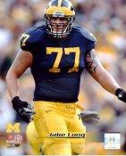 Jake Long LIMITED STOCK Michigan Wolverines 8X10 Photo