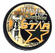 Stars 1999 Dallas Puck Stanley Cup Hockey Puck