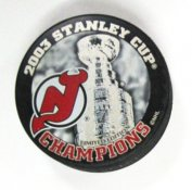 Devils 2003 New Jersey Puck Stanley Cup Hockey Puck