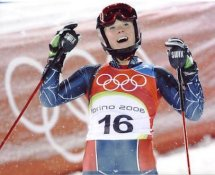 Kaylin Richardson Skier 8X10 Photo