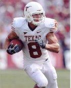Jordan Shipley Texas Longhorns 8X10 Photo