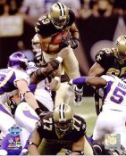 Pierre Thomas 2009 NFC Championship Game LIMITED STOCK NO Saints 8X10 Photo