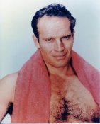 Charleton Heston G1 Limited Stock Rare 8X10 Photo