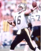 Ken Stabler New Orleans Saints 8X10 Photo