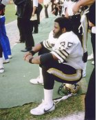 Earl Campbell New Orleans Saints 8X10 Photo
