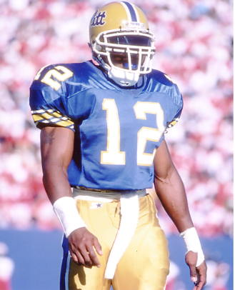 Anthony Dorsett Pitt Panthers 8X10 Photo