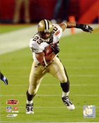 Pierre Thomas Super Bowl 44 LIMITED STOCK NO Saints 8X10 Photo