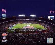 N2 Sun Life Stadium SuperBowl 44 National Anthem 8X10 Photo