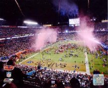 N2 Sun Life Stadium SuperBowl 44 Post Game Celebration LIMITED STOCK 8X10 Photo