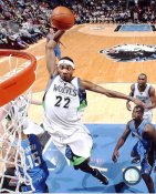 Corey Brewer Minnesota Timberwolves 8X10 Photo LIMITED STOCK