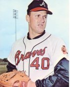 Tony Cloninger Atlanta Braves 8X10 Photo