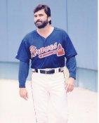 Steve Bedrosian Atlanta Braves 8X10 Photo