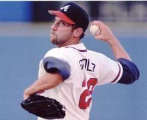 John Smoltz Atlanta Braves 8X10 Photo