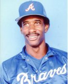 Claudel Washington Atlanta Braves 8X10 Photo