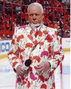 Don Cherry Boston Bruins 8x10 Photo