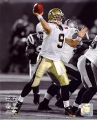 "Drew Brees Super Bowl 44 ""Spotlight"" NO Saints 8X10 Photo"