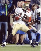 Tim Jennings Super Bowl 44 NO Saints 8X10 Photo