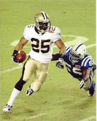 Reggie Bush Super Bowl 44 NO Saints 8X10 Photo