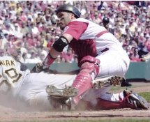 Jason LaRue Cincinnati Reds 8x10 Photo